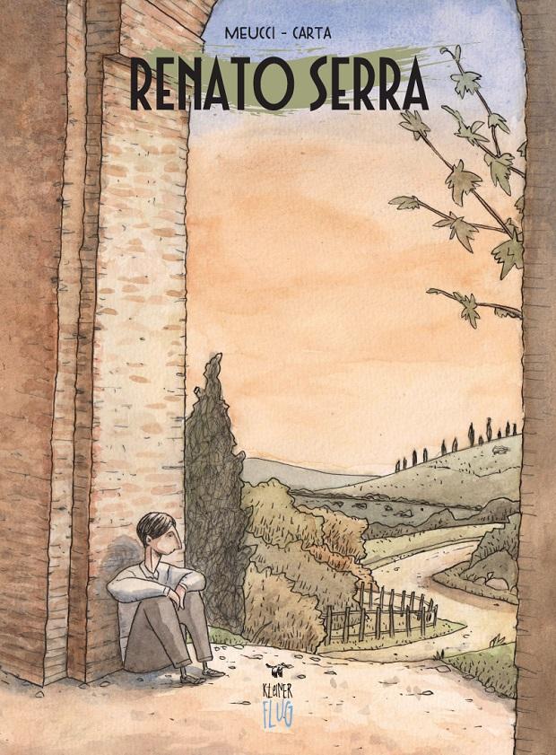 """Da Kleiner Flug """"Renato Serra"""" di Meucci e Carta"""