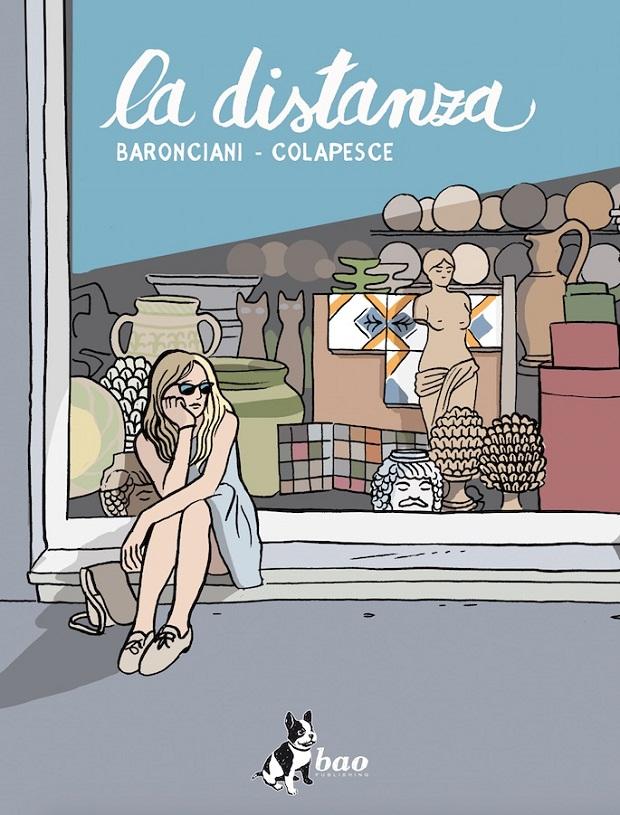 """Bao Publishing: presentazione di """"La Distanza"""" a Roma"""