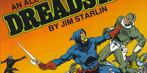 Jim Starlin torna su Dreadstar