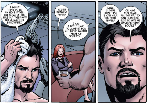 Superior Iron Man #1 (Taylor, Cinar, Hickman, Walker)