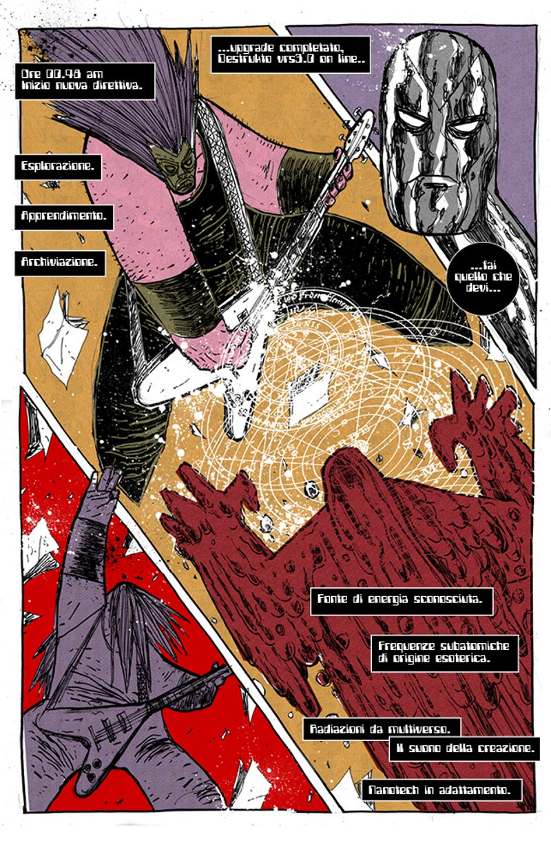 The Mighty and Deadly Iron Gang #6 – Destrukto Demolition Derby part 02_The Mighty and Deadly Iron Gang