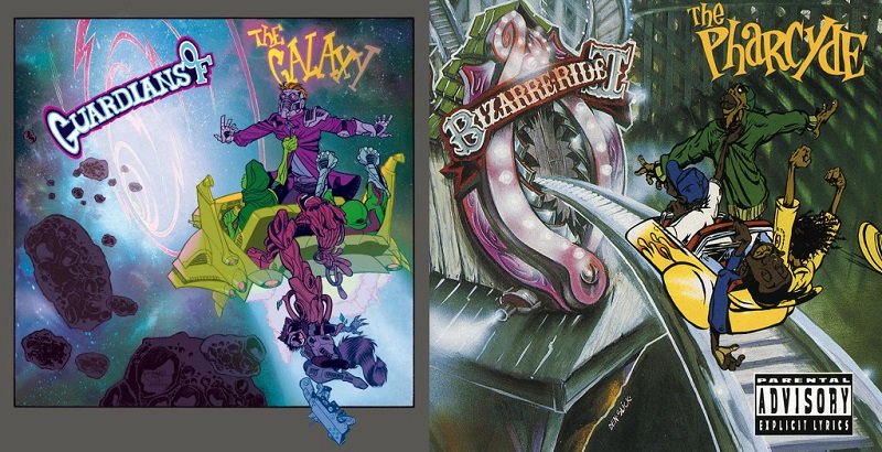 Marvel: sei nuove variant cover a tema Hip-Hop