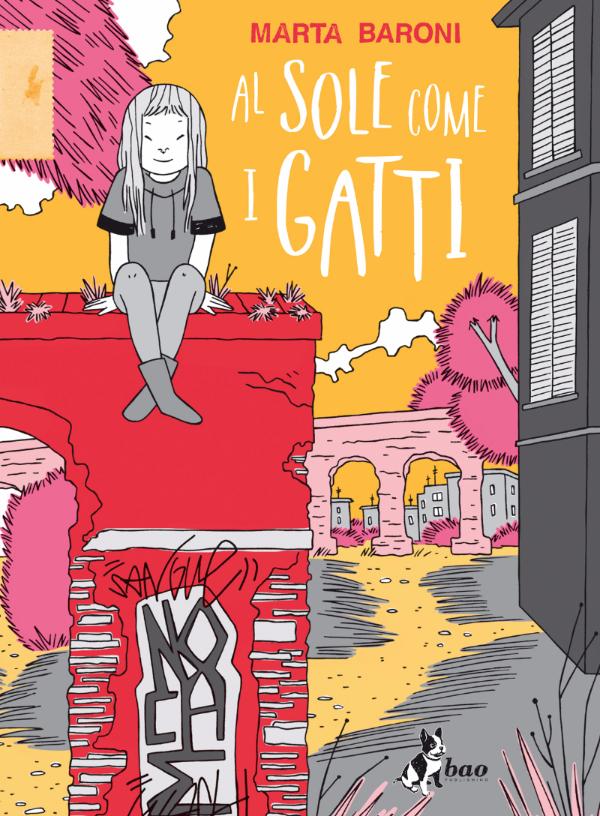 """Presentazione di """"Al sole come i gatti"""" di Marta Baroni"""