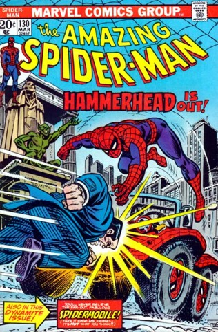 Amazing_Spider-Man_Vol_1_130_Notizie