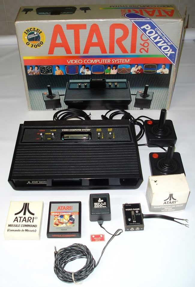 Atari-Atari-Console