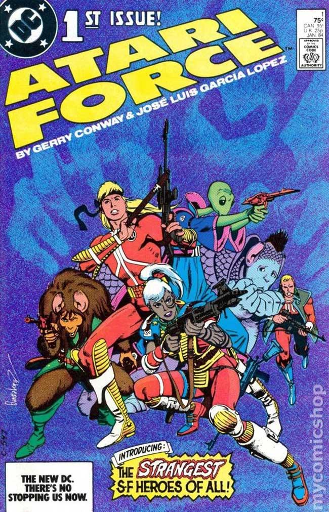 Atari-Atari-Force-1