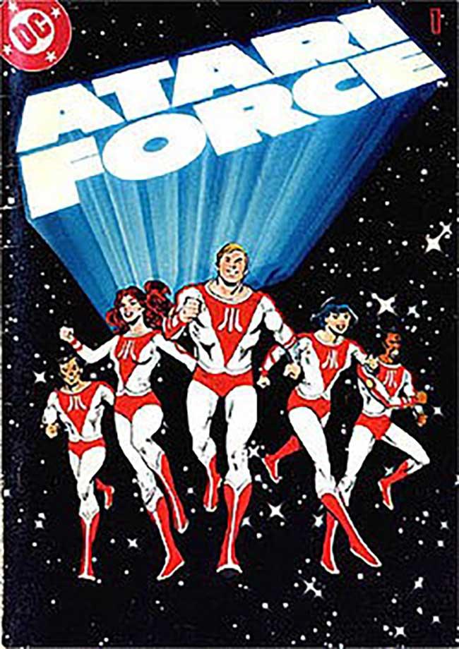 Atari-Atari-Force