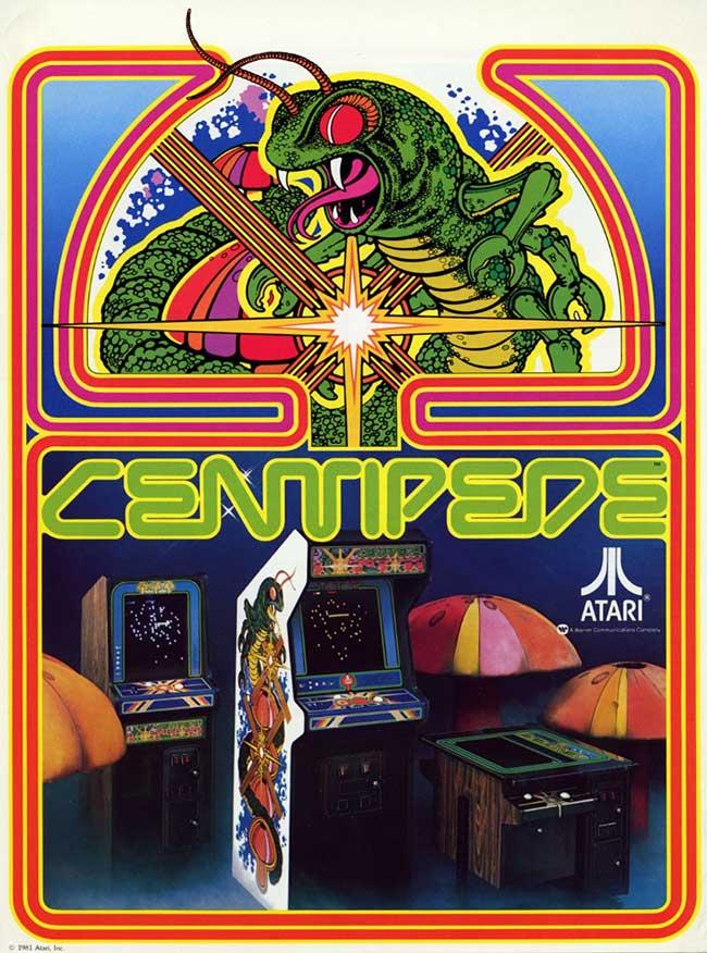 Atari-Centipede