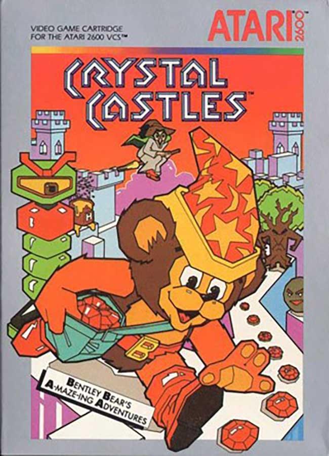Atari-Crystal-Castles