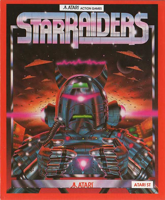 Atari-Star-Raiders