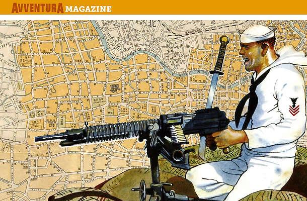 Avventura magazine #1: tributo a un grande maestro.