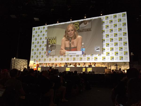 [SDCC] Il panel di Fear The Walking Dead_Notizie