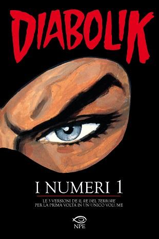 "NPE presenta il volume ""Diabolik - I numeri 1"""