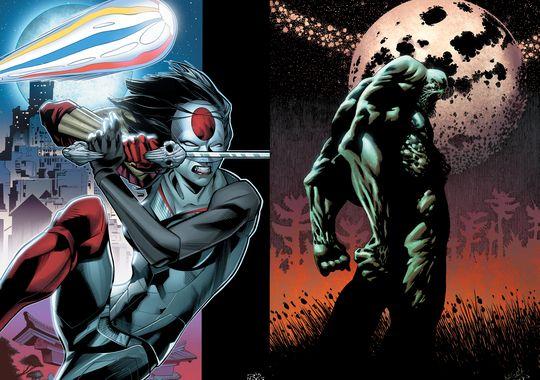 DC Comics - Annunciate otto nuove miniserie