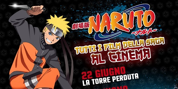 Naruto All Movies_PosterEvento