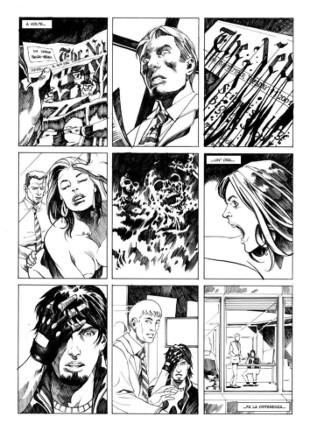 Paranoid Boyd #0: nuovi incubi a fumetti