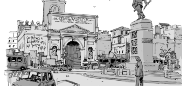 Roma città morta (Marengo, Bevilacqua)