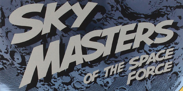 Sky Masters of the Space Force #2 (Kirby, Wood)