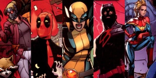 All-New, All-Different Marvel: il punto della situazione