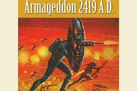 [SDCC] Buck Rogers: il romanzo delle origini approda sul grande schermo