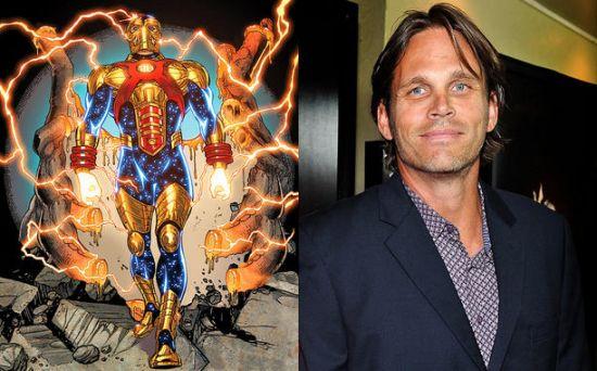 Supergirl: Chris Browning è Reactron
