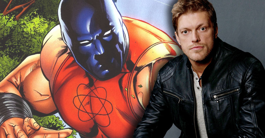 The Flash - Ex Wrestler Adam Copeland nel cast seconda stagione