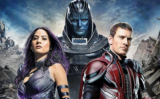 X-Men: Apocalypse – Prime immagini ufficiali