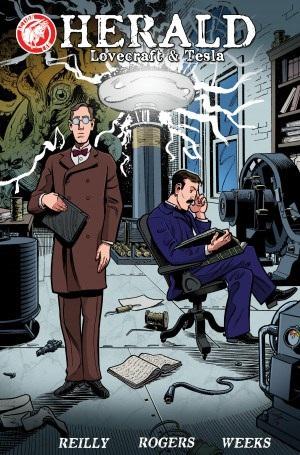 Herald, le avventure di Tesla e Lovercraft diventano una serie Tv