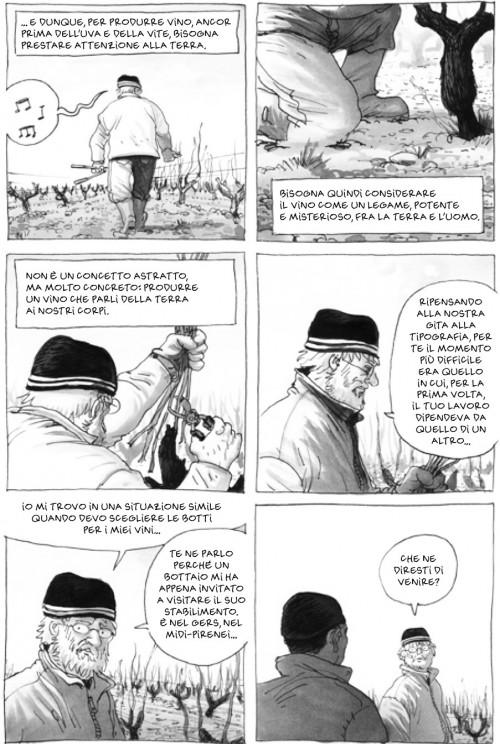 Gli ignoranti: biodinamica tra vino e fumetti