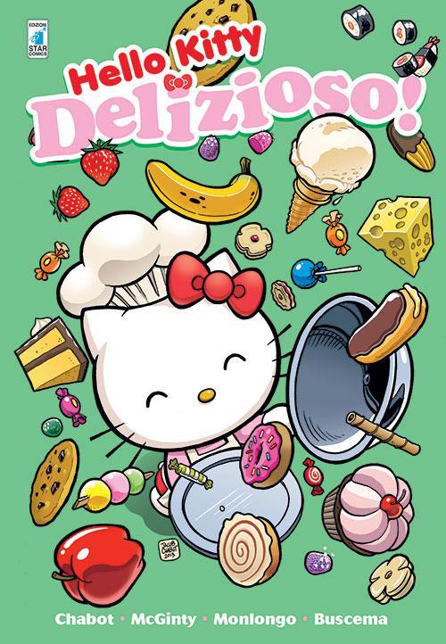 """E' disponibile """"Hello Kitty Delizioso!"""""""