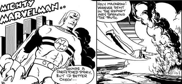 Una lunga età all'ombra del Miracleman di Alan Moore?