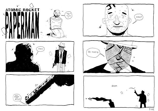paperman - Mattia Iacono
