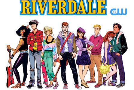 [SDCC] Il serial Riverdale passa dalla Fox a The CW