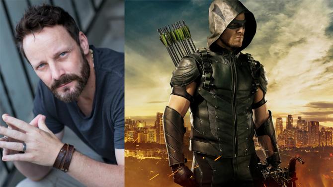 Arrow: Ryan Robbins in ruolo ricorrente