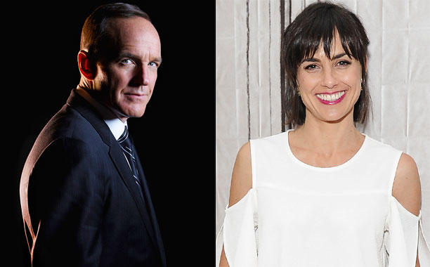 Constance Zimmer in Marvel's Agents of S.H.I.E.L.D.