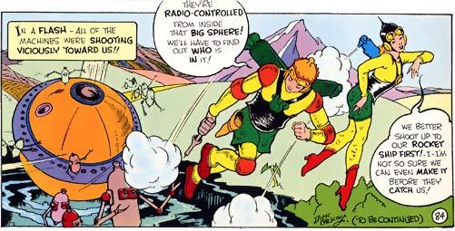 [SDCC] Buck Rogers: il romanzo delle origini approda sul grande schermo_Notizie
