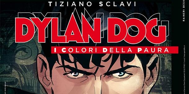 """SBE e Gazzetta dello Sport: Dylan Dog """"I colori della paura"""""""