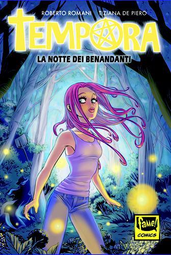 """Fame Comics presenta il nuovo fumetto """"Tempora"""""""