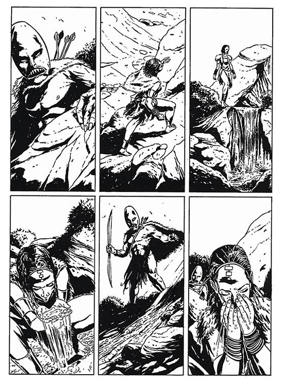 Adam Wild #11 - I demoni del Kilimanjaro (Manfredi, Stanich)