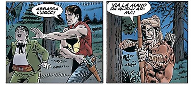 Speciale Dragonero #2 – Avventura a Darkwood (Vietti, Venturi)
