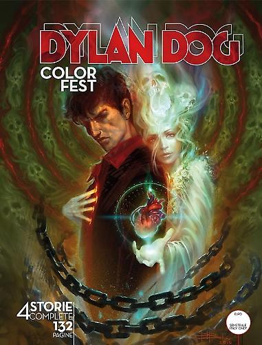 Dylan Dog #348 – La mano sbagliata (Baraldi, Mari)