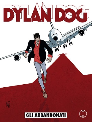 Dylan Dog 347 - copertina