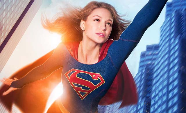 Supergirl: prima immagine di Lucy Lane