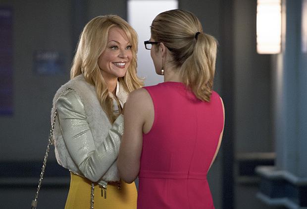 Arrow: Charlotte Ross ancora guest star nella quarta stagione