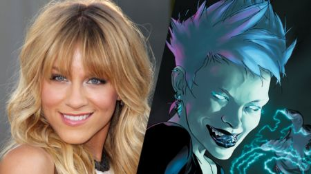 Supergirl: Brit Morgan è Livewire