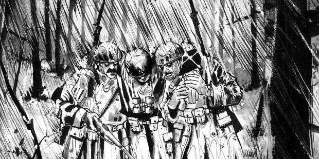 The cannibal family: morale carnivora