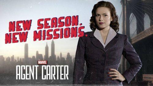 La seconda stagione di Agent Carter, Darabont contro AMC