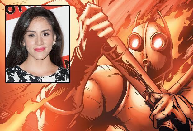 Gotham: Michelle Veintimilla è Firefly