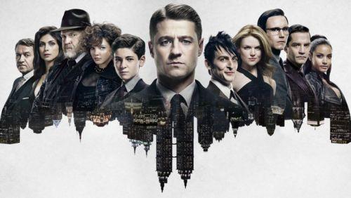 Gotham: prime immagini promozionali seconda stagione