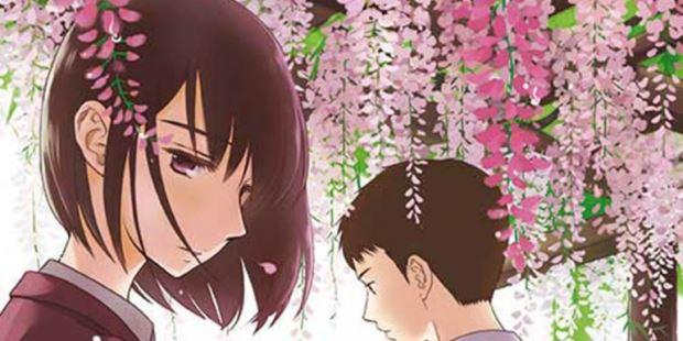 Il giardino delle parole (Makoto Shinkai, Motohashi)